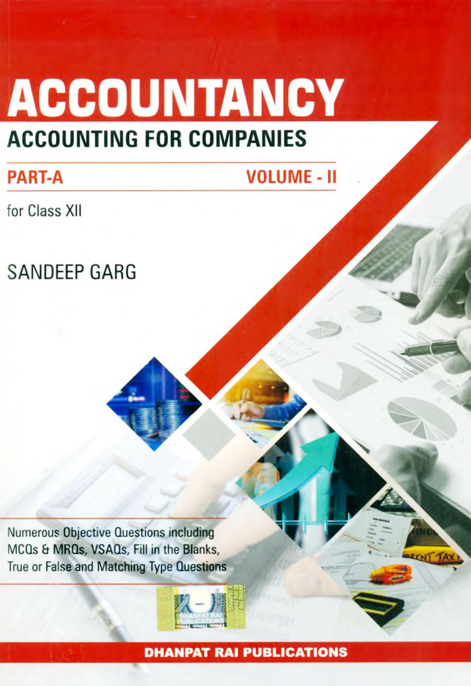 Sandeep Garg Microeconomics Class 12 Accountancy-for-Class-XII-Part-A-Vol.-II